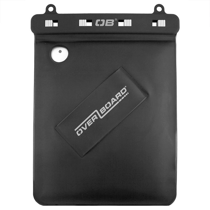 Водонепроницаемый чехол OverBoard OB1086BLK - Waterproof iPad Case with Shoulder Strap (Black) Фото 2