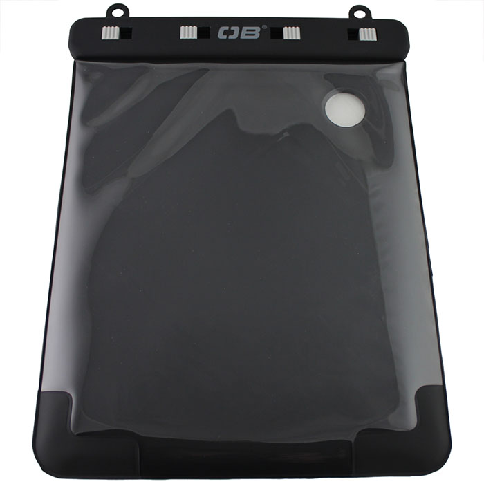 Водонепроницаемый чехол OverBoard OB1086BLK - Waterproof iPad Case with Shoulder Strap (Black) Фото 3