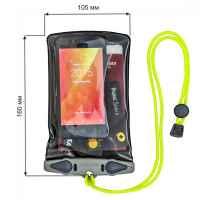 Купить Водонепроницаемый чехол Aquapac 349 - Small Electronics Case (Black)